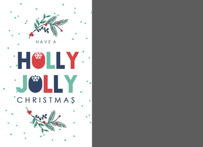 JollyChristmas-Four Images, Side A