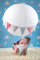 Amelia Newborn balloon-1