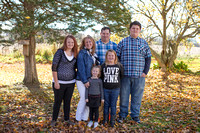 McMurtrie Family Fall 2015