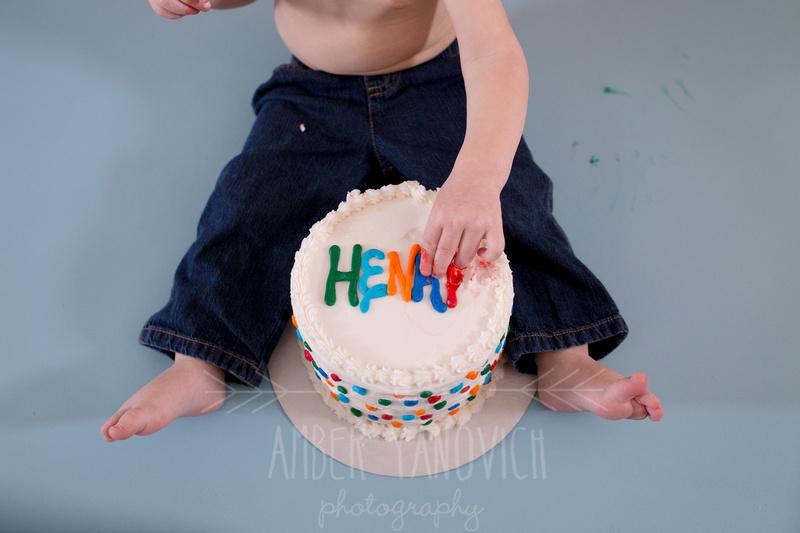 Henry 1 year-39