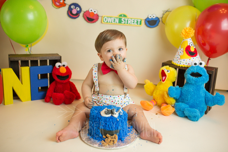 Owen Cake Smash-41