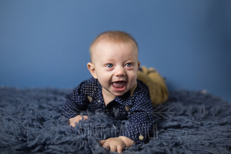 Vance 4 months-9