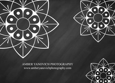 Snowflakes Single Image, Side B